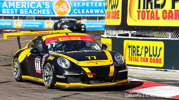 2017 Phoenix at St Petersburg GT - Cup