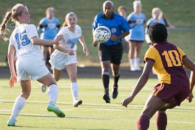 Irondale at Jags Girls Varsity Soccer