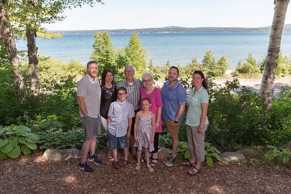 Bay View Inn Petoskey Michigan Family Photography