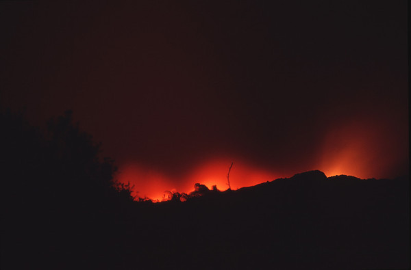 Ol Doinyo Lengai Volcano- Tanzania 2001