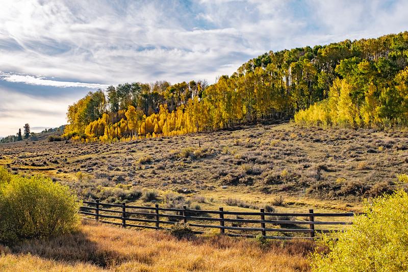 Dallas Divide, Colorado