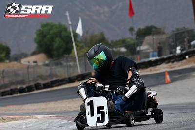 Go Quad Racer # 15