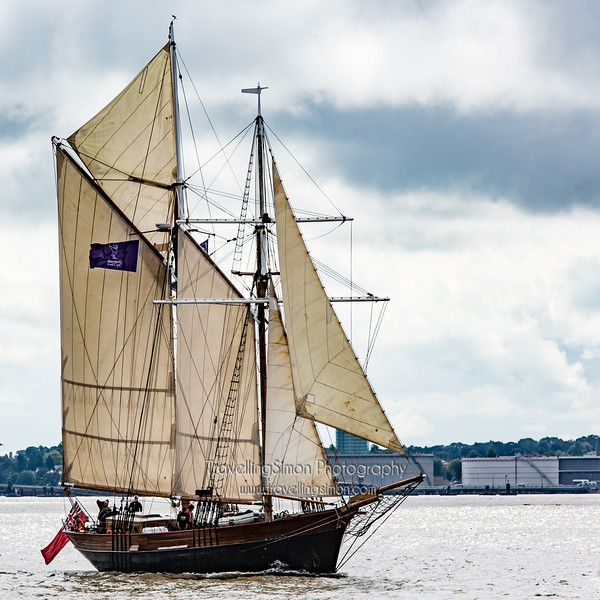 Liverpool Tall Ships Festival