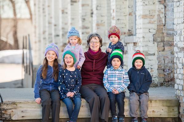 Bolt Family - Extended