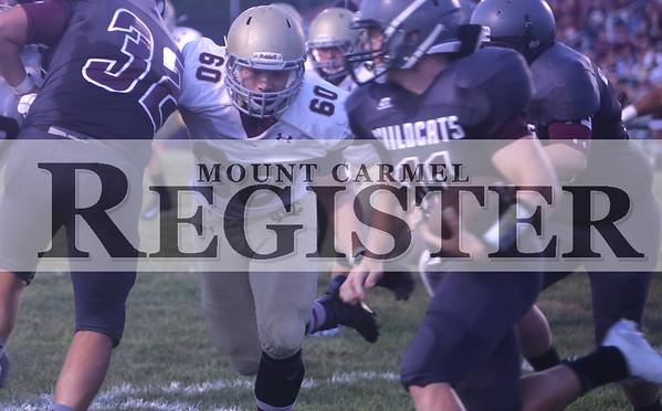 2016 - MCHS Football vs Mt. Vernon, IN