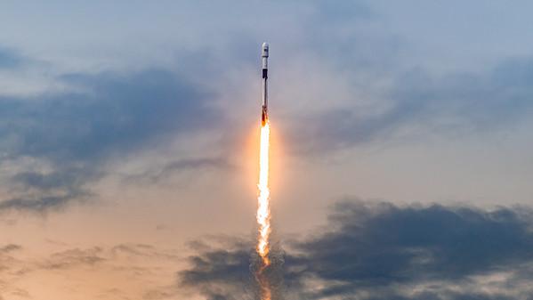 Falcon 9: SAOCOM 1B