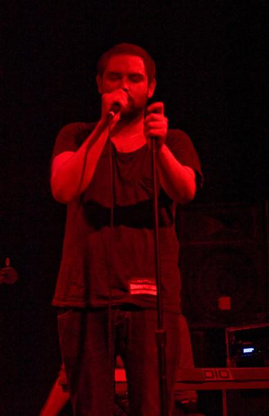 The Twilight Sad, Bowery Ballroom, May 30 2010