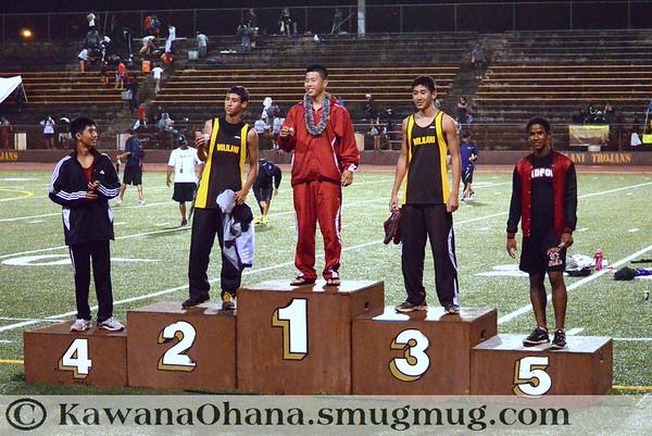 OIA Track 2013-Mililani Team Pics
