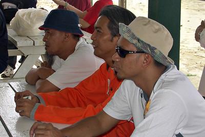 2005 Brunei Beachcleaning