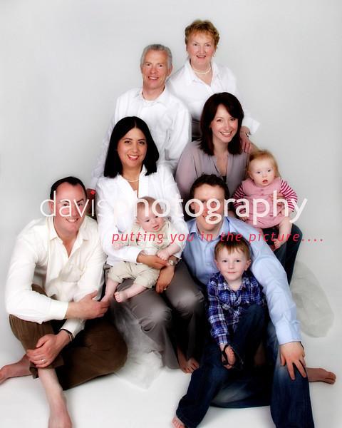 McElhinney Family Portraits