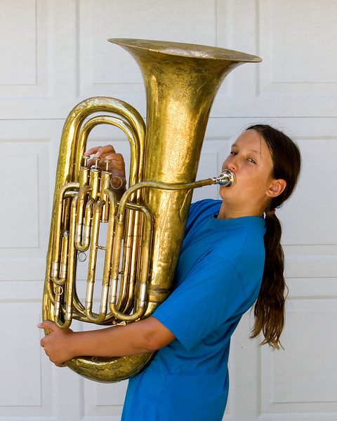 There's a new brass in town.  It's TUBA TIME!