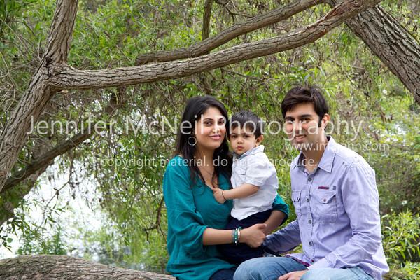 Bijlani Family - Highlights for DVD