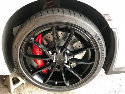 Wheel PowderCoat