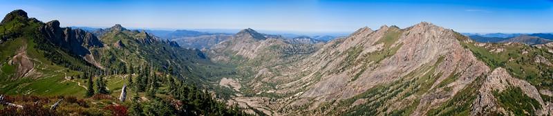 Mt Margaret Back Country - 2021/08/29