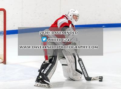 1/15/2020 - Boys Varsity Hockey - Wakefield vs Stoneham