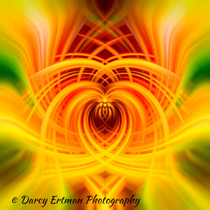 Sunny Reggae Abstract