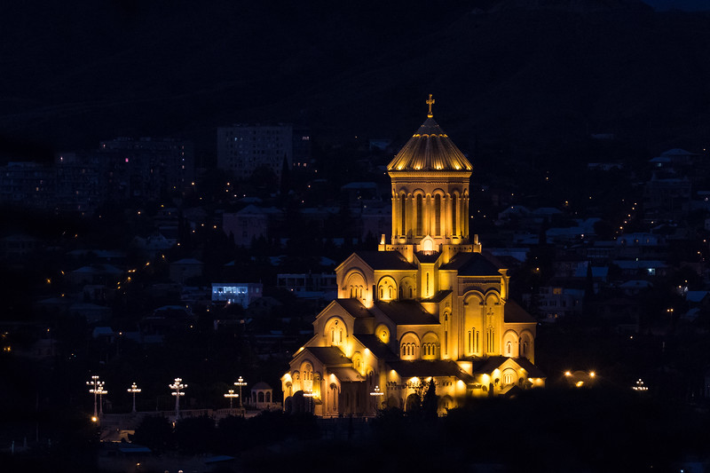 Tbilisi, Sameba Cathedral