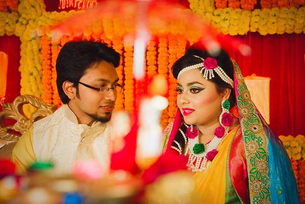 Asif & Mou/Dhaka