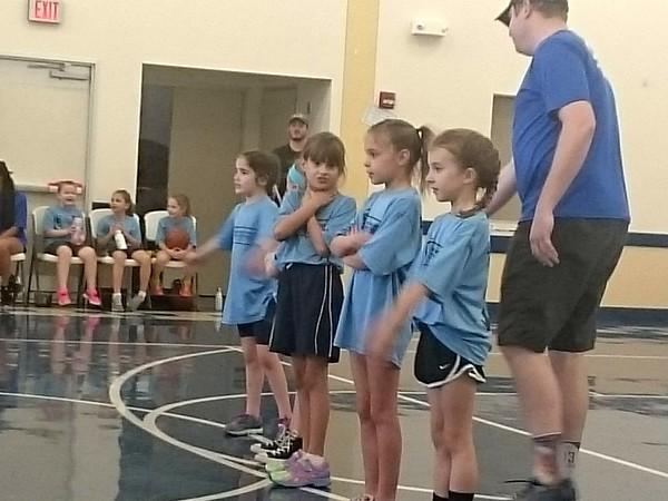 Isabel's Championship Basketball Game