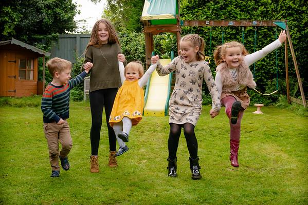 Kate & Family