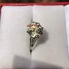 2.63ct Old European Cut Diamond Solitaire, GIA K VS2 21