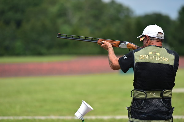 NJ Trap Shooting Association -NJ State Shoot-Friday