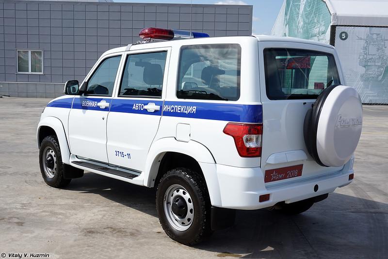 УАЗ-3163-103-62 Патриот (UAZ-3163-103-62 Patriot)