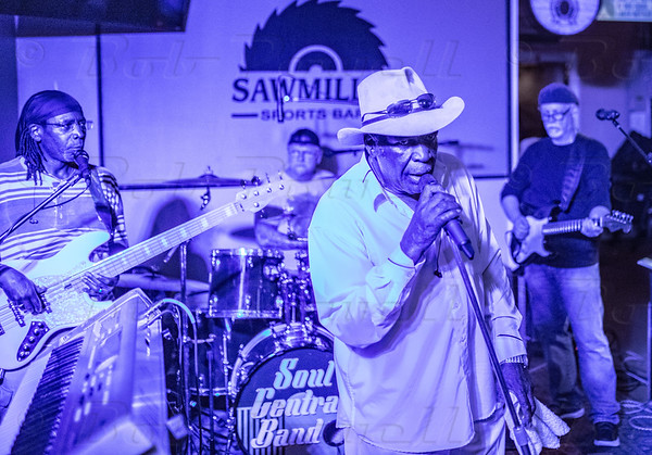 Soul Central Band - Sawmill II