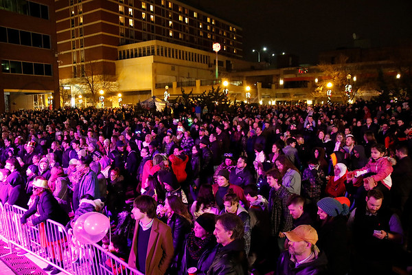 12.31.15 New Year's Eve in Lancaster City
