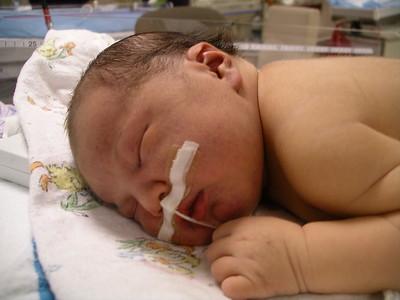 Cousin Mason! - Birth at Round Lake