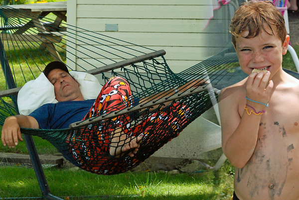 Busler Camp, Labor Day, 2013.