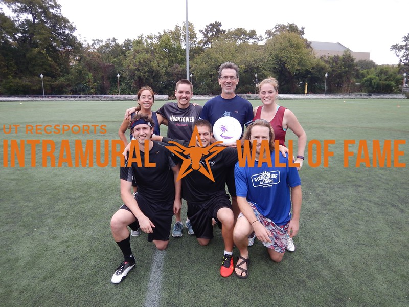 Fall 2016 Ultimate 5v5 Coed Champ_Soul Crushers