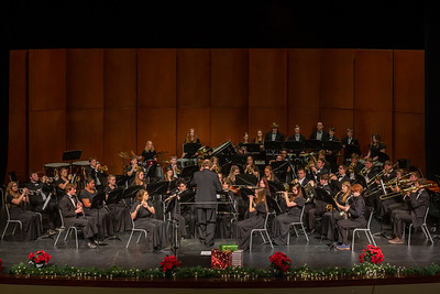 High School Band - 12/16/2019 Christmas Concert