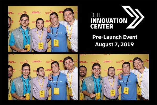 DHL Innovation Center Pre-Launch Event (08/07/19)