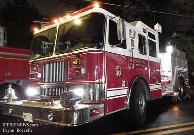 Oaklyn Fire Department Open House