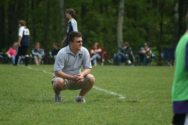 Soccer Game 5-16-09