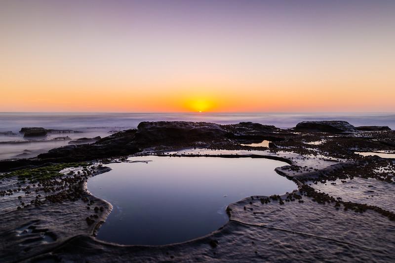 newcastle sunrise