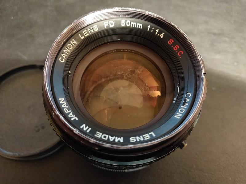 Canon FD 50 mm 1.4 S.S.C. - Serial Q1213 & 896737 007.jpg