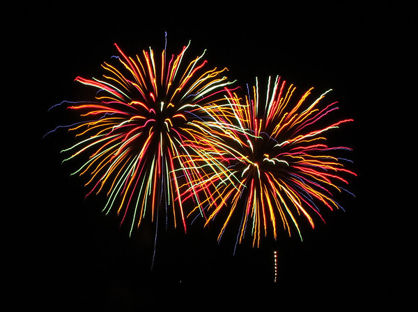 Longwood Fireworks