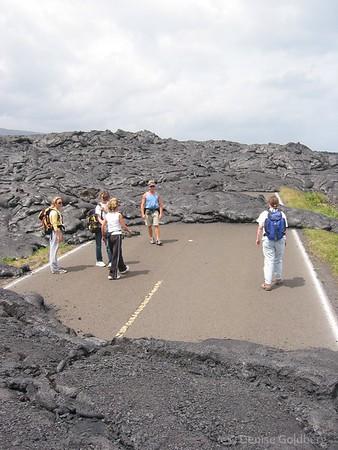 In Hawaii Volcanoes National Park