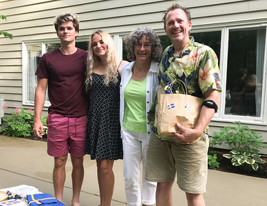 Thanks to The Nilssons ! June 27, 2021. Our Midsummer Celebration !