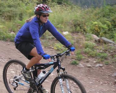 Mountain Biking - Divide Trail