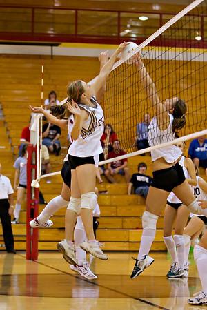 JV Girls Volleyball v Eastside