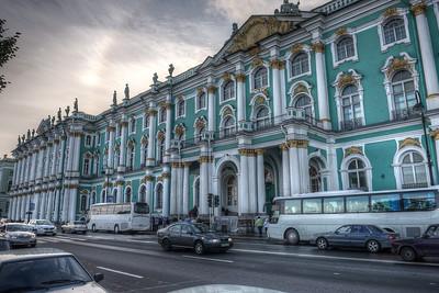 St Petersburg - Hermitage
