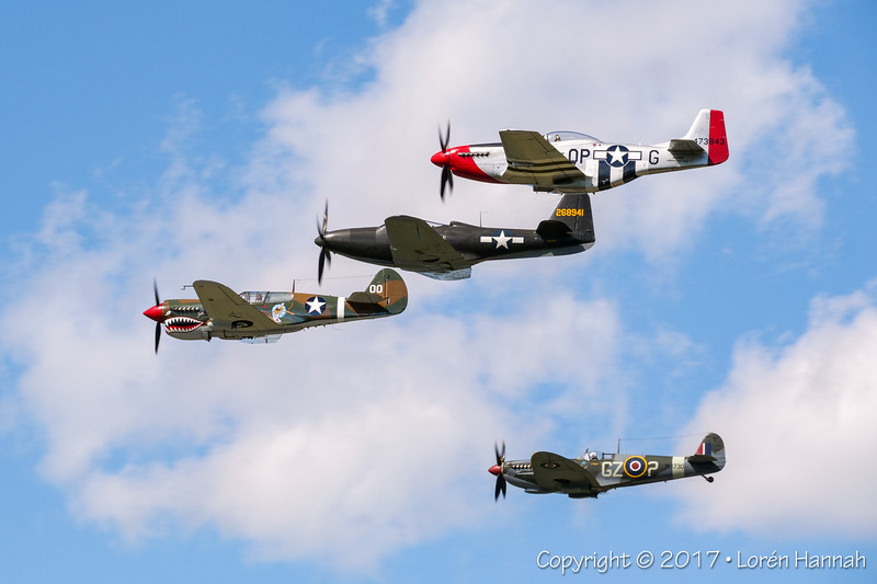 6/3/17 WWII Weekend - Saturday Airshow - Reading, PA