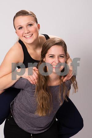 Anna and Kerri
