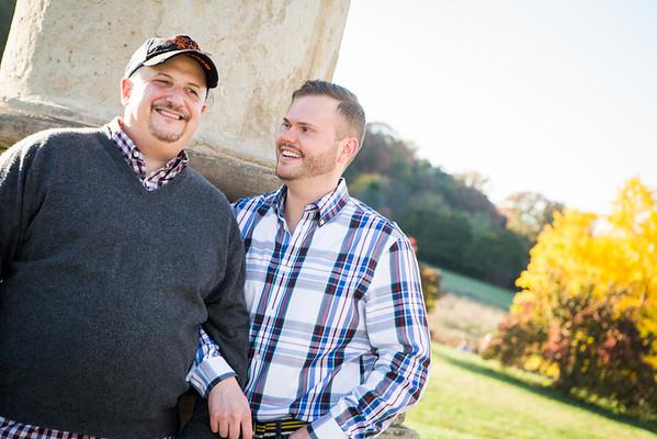Scott + Travis