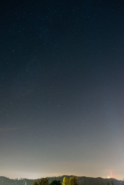 Uetliberg and stars