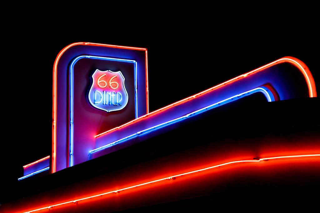 1/7/13  Route 66 Diner, Albuquerque, NM  <br>