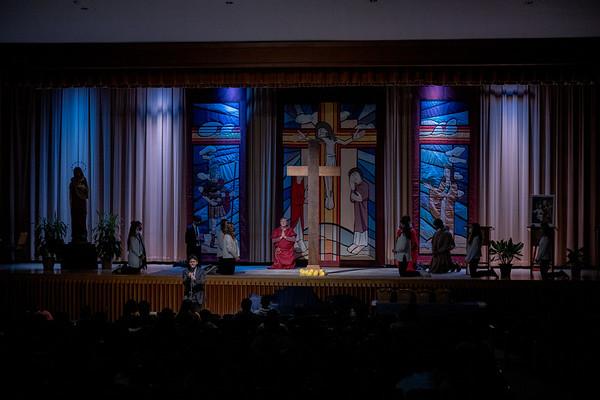 Lenten Prayer Service –March 9 & 10, 2021
